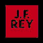 J F Rey Logo